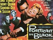 Meurtre sans faire-part Portrait Black, Michael Gordon (1960)