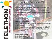 Rando Téléthon d'Enduro Spirit (84) décembre 2012