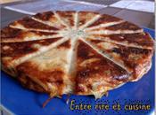 Gâteau spaghettis ratatouille