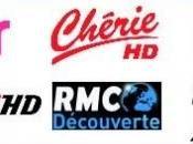 nouvelles chaînes gratuites partir décembre 2012