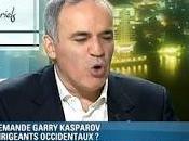 Garry Kasparov, invité Ruth Elkrief