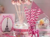 J'ai organisé soirée girly avec sweet table nail jolie vernis dessus quoi…)
