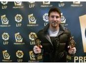 Liga l'honneur Barcelone Messi