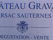 Portes ouvertes Sauternes Château Gravas