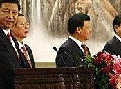Jinping devient premier Chinois