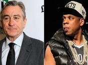 Robert Niro enguirlande Jay'Z, histoire apprendre notion respect