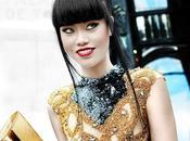 Fashionweek Paris Prêt Porter: Glitter Gold