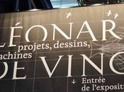 Léonard Vinci, exposition cité sciences