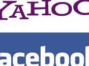 Facebook dément partenariat avec Yahoo