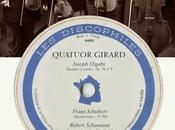 Quatuor Girard (Hugues, Agathe, Mayeul Lucie Girard) Pourquoi Saint-Georges