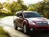 Subaru Outback 3.6R Limited 2013 vivement boîte vitesses rapports