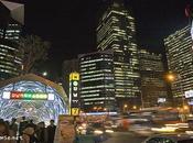 Gangnam l'arrondissement huppé Séoul