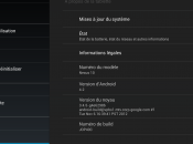 Android 4.2.1 débarque France