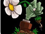 iPhone: Plants Zombies.