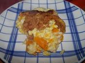 Gratin Potiron-Pâtes-Roquefort