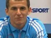 OM-Barton voudrais rester Marseille