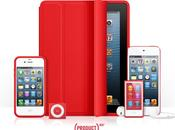 (PRODUCT) RED: iPhone iPod iPad, pour bonne cause...