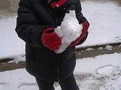 Belle surprise matin Toul sous neige