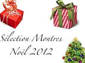 Guide Achat Montres Noel 2012