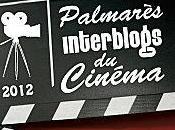 Palmarès Interblogs sorties cinéma novembre 2012
