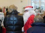 Retour marché Noël Bruyères Montbérault