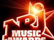 Officiel nominés MUSIC AWARDS 2013
