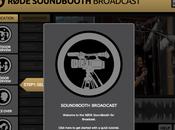 Rode Soundbooth Broadcast: l'application pour bien choisir micro