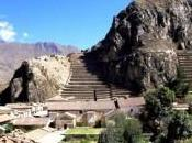 Vallée Sacrée Incas Ollantaytambo