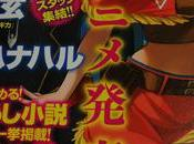 L'anime Suisei Galgantia, annoncé