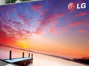 Téléviseur Ultra-HD sort grand
