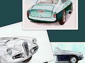 Alfa romeo 1900 super sprint zagato (1954-1958)
