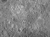 Lune plus touchée météorites prévu