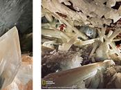 Voyage centre Terre plus belles grottes cristaux
