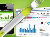 HAPIfork fourchette connectée pour réguler votre alimentation