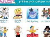 DailyMotion lance offre pour enfants ans, Kids+