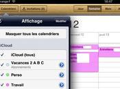 calendrier l'iPad synchronise plus avec iCloud