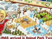 Animal Park Tycoon fete noel Android