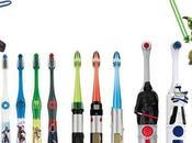 brosses dents Star Wars