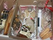 panier gourmand Noël 2012