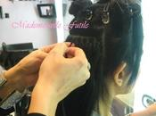 extensions cheveux pose chez Hair Glam! (photos vidéos)