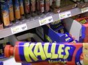 Visite guidée dans supermarché suédois