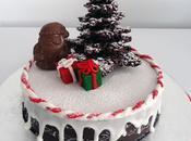 Gâteau Royaume Noël