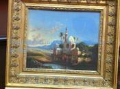 """Nouvelle oeuvre peintre """"Lottin Laval"""" musée beaux-arts Bernay..."""