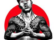 Manga-style illustrations Shohei Otomo