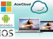 2013 Acer ouvre Cloud Windows, Android