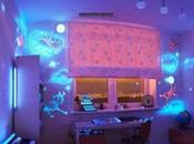 peinture phosphorescente pour décorer chambre