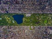 York Central Park, ciel 3D...