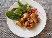 Poulet sauce Teriyaki 照り焼きチキン