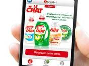 Catalina lance application C-wallet, solution d'offre promotionnelle mobile