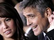 Clooney traque l'homme insulte amie